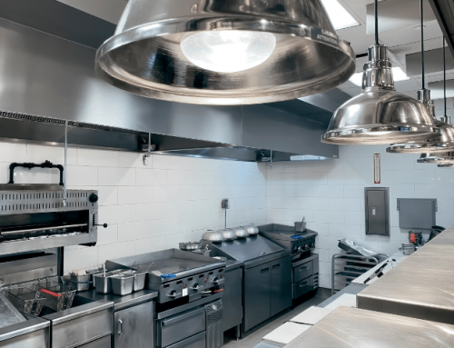 Market Research: Out of 1-4, How Important is the Maintenance and Cost Saving of Commercial Catering Equipment?